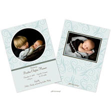 Little Lamb Design Birth Announcements