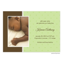 picme!prints Birth Announcements