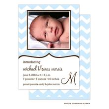 Prints Charming Paper Birth Announcements