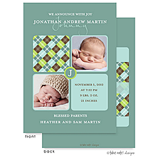 Take Note Designs Birth Announcements