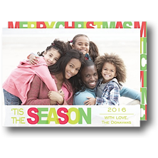 Bonnie Marcus Digital Christmas Photo Cards