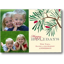Carlson Craft Digital Christmas Photo Cards