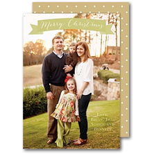 HollyDays Digital Christmas Photo Cards