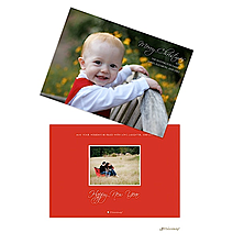 Little Lamb Design Digital Christmas Photo Cards