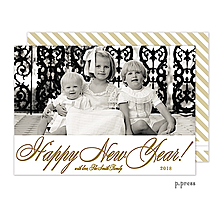 New Years Digital Photo Cards