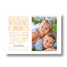 Simply Put Digital Christmas Photo Cards