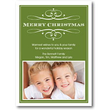 Take Note Designs Digital Christmas Photo Cards