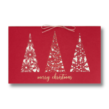Brett Collection Laser Cut Christmas Cards