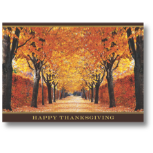 Carlson Craft Thanksgiving Greeting Cards