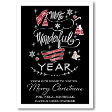 Take Note Designs Christmas Cards