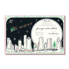 Inviting Company Christmas Party Invitations