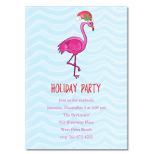 Kelly Hughes Designs Christmas Party Invitations