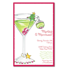Rosanne Beck Christmas Party Invitations