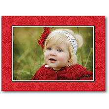 picme!prints Stick-on Christmas Photo Cards