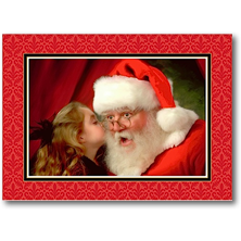 Stacy Claire Boyd Stick-on Christmas Photo Cards