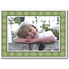 Sweet Pea Designs Stick-on Christmas Photo Cards