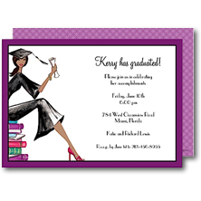 Bonnie Marcus Graduation Announcements and Invitations