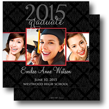 Take Note Designs Graduation Announcements and Invitations