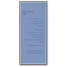Celebrate Invitations - Bar Mitzvah and Bat Mitzvah Invitations