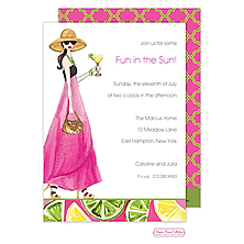 Bonnie Marcus Collection Party Invitations