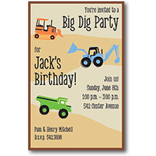 Inviting Company Kids Party Invitations