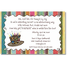 Noteworthy Collections Party Invitations