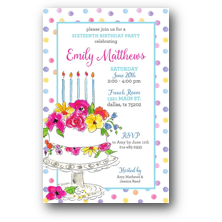 RosanneBECK Collections Kids Party Invitations