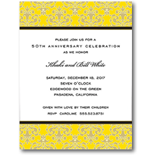 Sweet Pea Designs Party Invitations