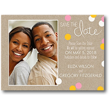 Carlson Craft Save the Date Cards