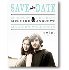 Carlson Craft Save the Date Magnets