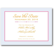 Little Lamb Design Save the Date Cards