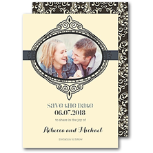 Mindy Windy Save the Date Cards