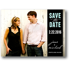 Take Note Designs Save the Date Cards