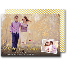 Tumbalina Save the Date Cards