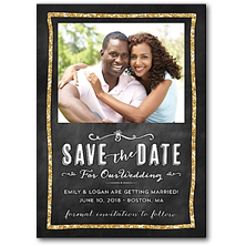 Tumbalina Save the Date Magnets