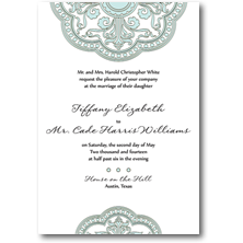 Little Lamb Design Wedding Invitations and Bridal Shower Invitations