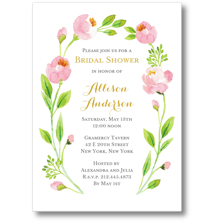 Showers Engagement Parties Rehearsal Dinners Invitations