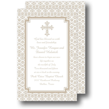 Rosanne Beck Wedding Invitations