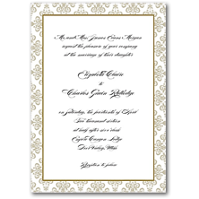 Sweet Pea Designs Wedding Invitations and Shower Invitations